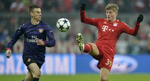 Bayern Munich v Arsenal