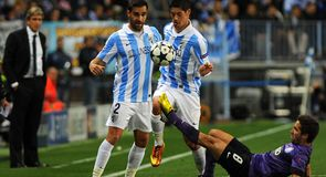 Malaga v Porto