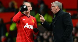 Rooney out after bust-up?