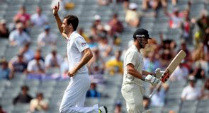 3rd Test, Day 1: NZ v Eng