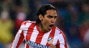 Falcao shrugs off move talk