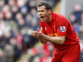 Carragher: Bowing out of the game