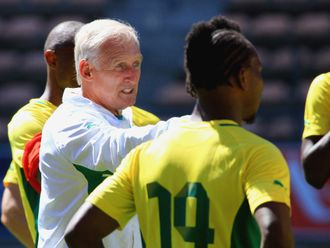 Igesund: Up for the challenge