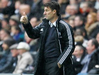 Laudrup: Staying put