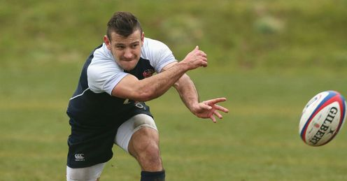 Danny Care England training 2013