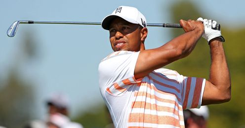 Woods: Hitting his stride