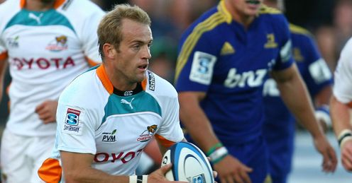 Sarel Pretorius Highlanders v Cheetahs Round Four 2013