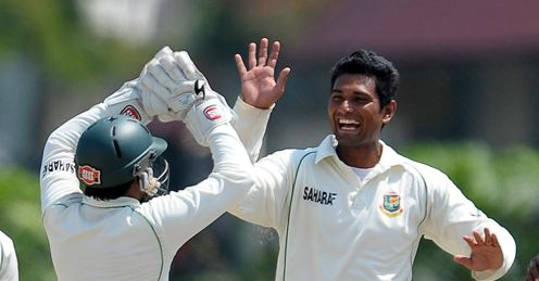Mahmudullah Bangladesh v Sri Lanka 1st Test day 5 Galle