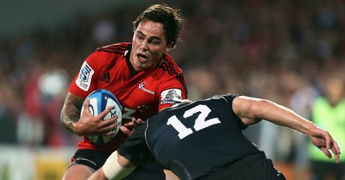 zac guildford crusaders kings