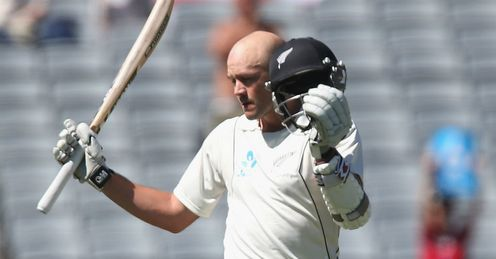 3rd Test, Day 4: NZ v Eng