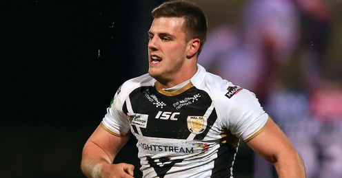 Joe Arundel - Hull FC Super League