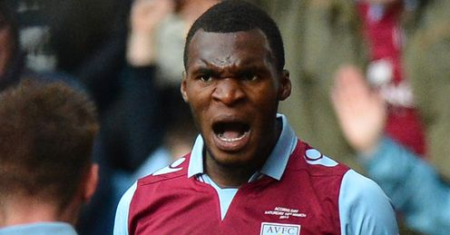 Benteke: Can he fire Villa to a crucial win against Liverpool on Sunday?