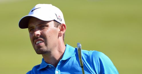 Charl Schwartzel: Out for his second win of the season
