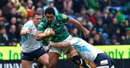 Chris Hala ufia London Irish