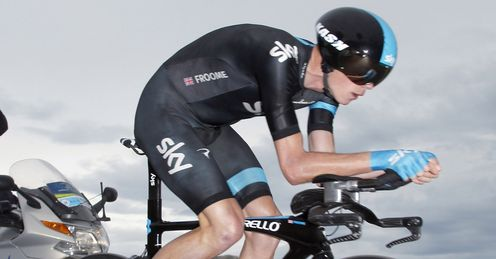 TEAMSKY2012 Chris Froome