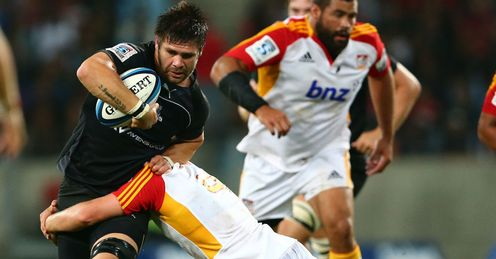 Cornell du Preez Southern Kings Super Rugby