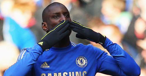 Ba: Chelsea's matchwinner