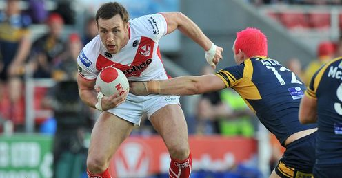 James Roby St Helens 2013