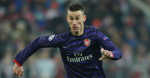 Laurent Koscielny: clearly took charge of Arsenal's defence, says Jeff