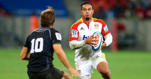 Lelia Masaga Chiefs Super Rugby