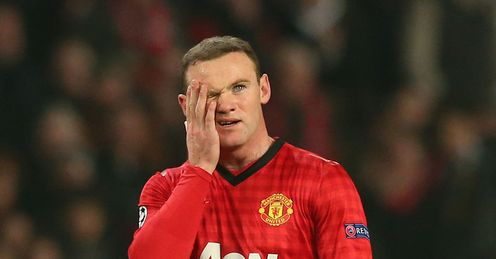 Wayne Rooney: signed for Manchester United in 2004 from Everton for 25.6m