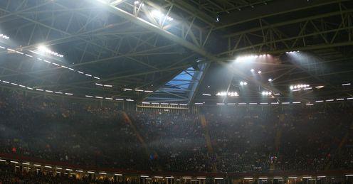 Wales v England: Millennium Stadium