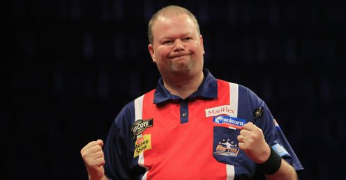 Van Barneveld: Confident and playing well