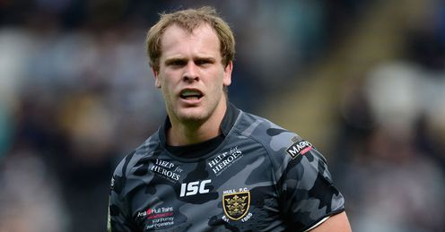 Richard Whiting Hull FC