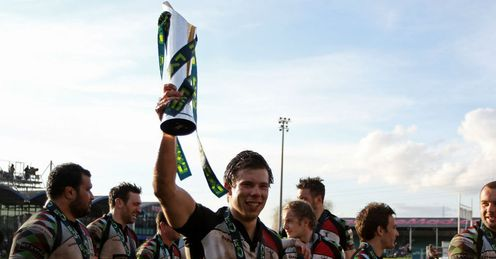 Sam Smith Harlequins v Sale Sharks LV= Cup