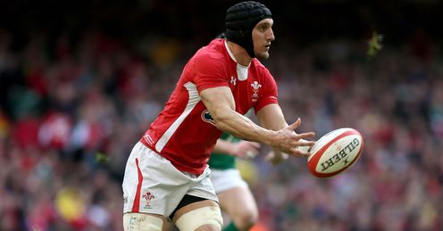 Warburton: back to his best for Wales