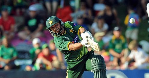 Shahid Afridi Pakistan one day slog