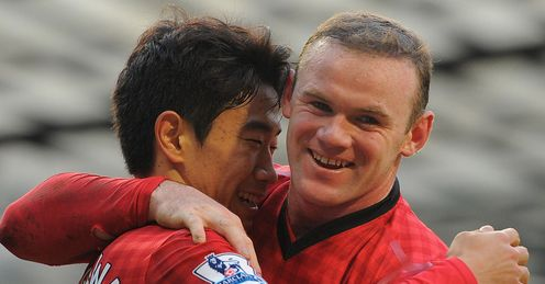 Kagawa (left) adds to United&#39;s stellar attacking options, says Kammy