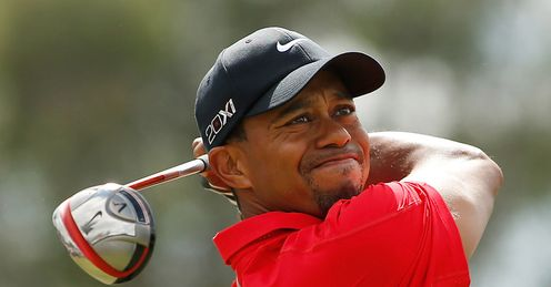 Tiger Woods: powered to a dominant win in the Cadillac Championship at Doral