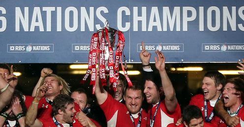 Wales Six Nations trophy
