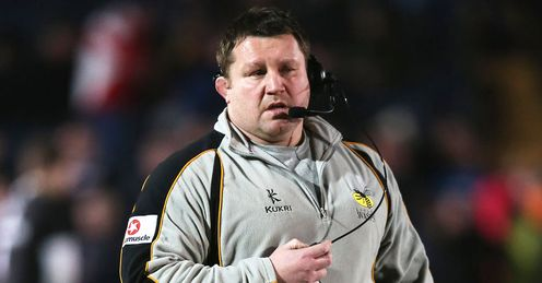 Dai Young Wasps head coach