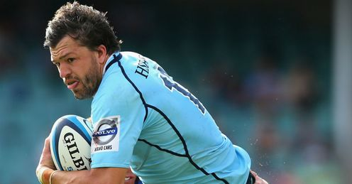 Adam Ashley-Cooper NSW Waratahs