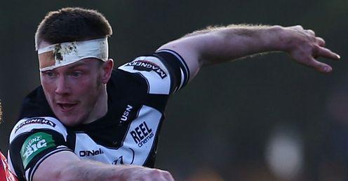 Paddy Flynn Widnes Vikings