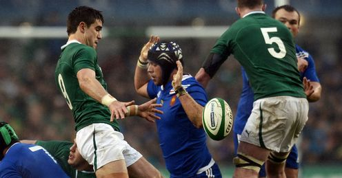 Ireland France Conor Murray