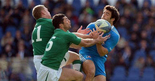 Italy Ireland RBS Six Nations