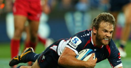 Lachlan Mitchell Rebels Reds Super Rugby