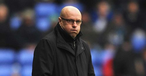 McDermott: sacked by Reading, despite winning the Championship