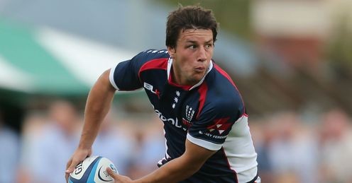 Melbourne Rebels Angus Roberts Super Rugby