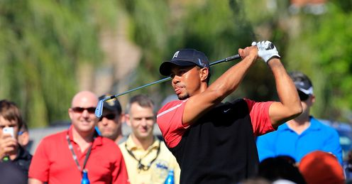 Will Woods be celebrating another Masters win?