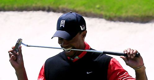 Woods: America's most watched athlete, says Fergie