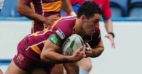 Joe Wardle Huddersfield Giants