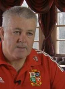 Warren Gatland - Extended Interview
