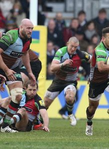 Danny care harlequins bath