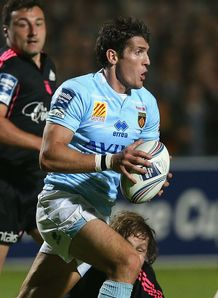 James Hook Perpignan v Stade Francais Amlin Challenge Cup semi-final