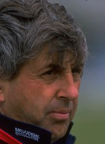 1997 - British and Irish Lions coach Ian McGeechan