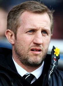 Challenge Cup: Relief for Denis Betts after Widnes defeat Workington